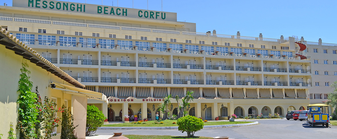 Messonghi Beach Hotel (All Inclusive)
